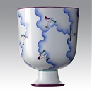Richard Ginori and Gio Ponti, Alato vase