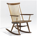 Mira Nakashima-Yarnall, Rocking chair w/ arms