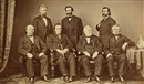Mathew B. Brady, Managers on the Part of the House of Representatives, Impeachment of President Johnson