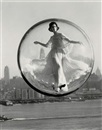 Melvin Sokolsky, Over New York (cover for Harper's Bazaar)