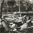Lee Miller, Picnic, Nusch and Paul Eluard, Roland Penrose, Man Ray and Ady Fidelin, Île Sainte-Marguerite, Cannes, Frances