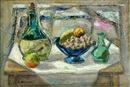 Samuel Brecher, Still life composition