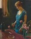 Charles Courtney Curran, Memories