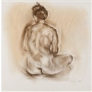 Nicola Hicks, Female nude