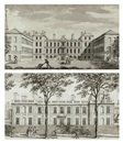 Samuel Wale, Four London views: Marlborough House (+ 4 others; 5 works)