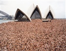 Spencer Tunick, Sydney 2, 2010 / coalition for the homeless benefit