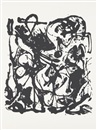 Jackson Pollock, Untitled (portfolio of 6)