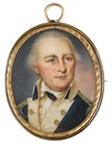 After Charles Willson Peale, Portrait of revolutionary General Daniel Morgan
