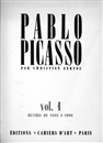 Christian Zervos, Pablo Picasso, Catalogue de l'oeuvre 1895 - 1944 (Vol. I - XIII) (catalogue raisonné)