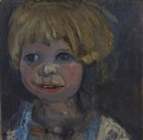 Joan Kathleen Harding Eardley, Child's head