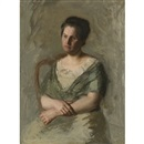 Thomas Eakins, Mrs. William Shaw Ward