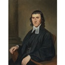 Charles Willson Peale, Portrait of a clergyman