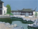 Hong Haochang, Classical Chinese garden