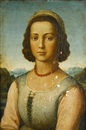 Manner Of Filippo (Filippino) Lippi, Portrait of a young lady (+ Portrait of a young man; 2 works)