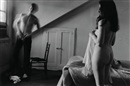 Duane Michals, Man undressing