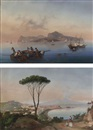 La Pira, A view of the Bay of Naples (+ Fishing on the Bay of Naples; 2 works)