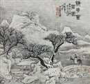 Lee DoYoung, Winter landscape
