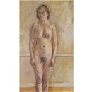 William Coldstream, Standing nude