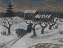 Marcus Collin, Winter view