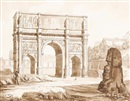 Thomas Allom, The Arch of Constantine