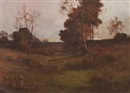 William C. Emerson, Meadow in autumn
