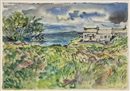 Norman Clark, Near St. David's, Pembs (+ Towards St. David's head, lrgr; 2 works)
