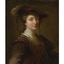 Alexis Grimou, Portrait of a lady (Louise Julie de Nesle, Comtesse de Mailly?)