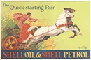 Septimus E. Scott, The quick-starting pair/Shell oil & shell petrol