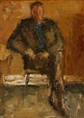 Jeppe Vontillius, Seated gentleman