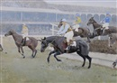 "Charles Walter Simpson, ""Reynoldstown"" - Winner of 1936 Grand National, Fulke Walwyn up"