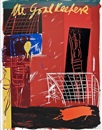 Bruce McLean, Footballers (3 works)