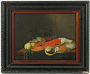Attributed To Pieter van Overschee, Nature morte au homard