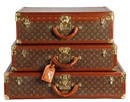 Louis Vuitton, Maletas (set of 3)