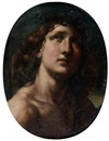 Attributed To Domenico Maria Canuti, David
