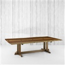 Mira Nakashima-Yarnall, Frenchman's Cove II dining table