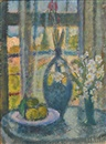 Arieh Allweil, Still life and flowers
