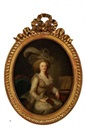 Follower Of Adélaïde Labille-Guiard, Portrait de Madame Elisabeth