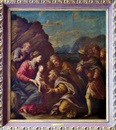 Follower Of Francesco Bassano, Madonna and Child visited by the Three Kings