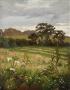 Frederick William Jackson, Summer landscape
