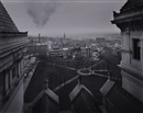 William Clift, The executive chamber before restoration (+ Looking north from the roof of the state capital; 2 works)