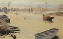 Albert Edelfelt, South Harbour of Helsinki I