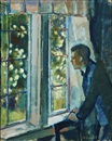 Magnus Enckell, By the Window