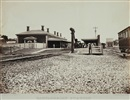 Alfred Morris and Co., Castlemaine Station, Victorian Railway