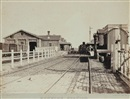 Alfred Morris and Co., Kyneton Station, Victorian Railwat