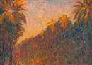 Carl Aldana, Palms