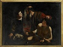 Follower Of Michelangelo Merisi da Caravaggio, Isaks offer
