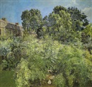 Christopher Bramham, Gardens, morning sun