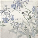 Guo Ziliang, Flowers and birds