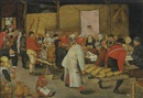 Pieter Brueghel the Younger, The Wedding Feast