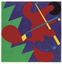 Elizabeth Murray, Untitled (For mostly Mozart)